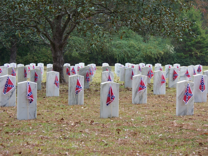 Battle Flag Cemetery