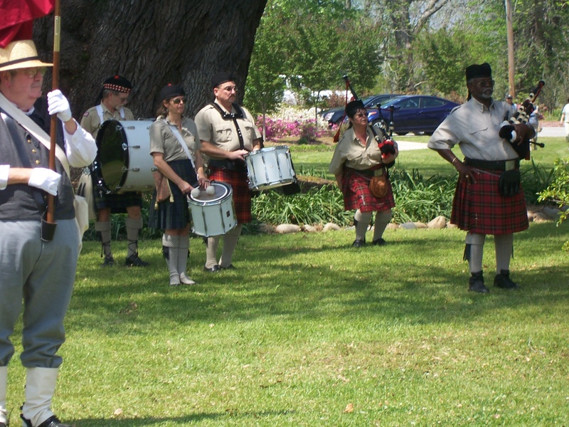 Bagpipe Corps